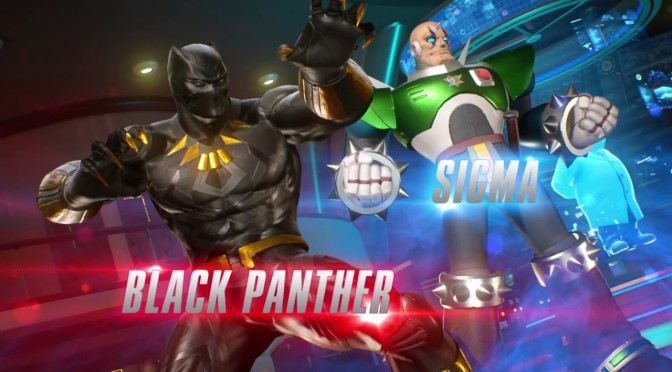 Black Panther, Sigma, and Monster Hunter to launch October 17th