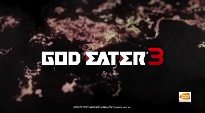 God Eater 3 Announced