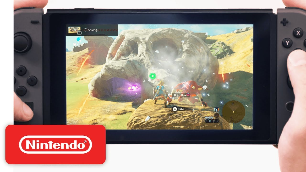 New System Update 4.0.0 for the Nintendo Swit adds some features