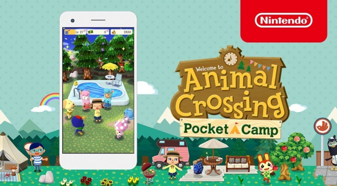 Animal Crossing: Pocket Camp is coming to mobile devices late November