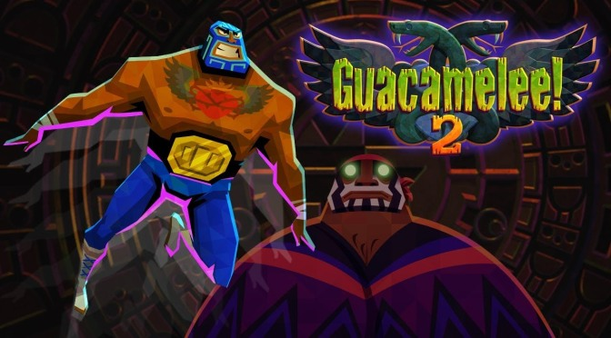 Guacamelee 2 announced for Playstation 4