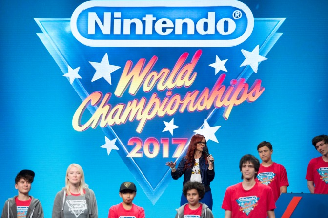 The Nintendo World Championship 2017 Winner has been Crowned