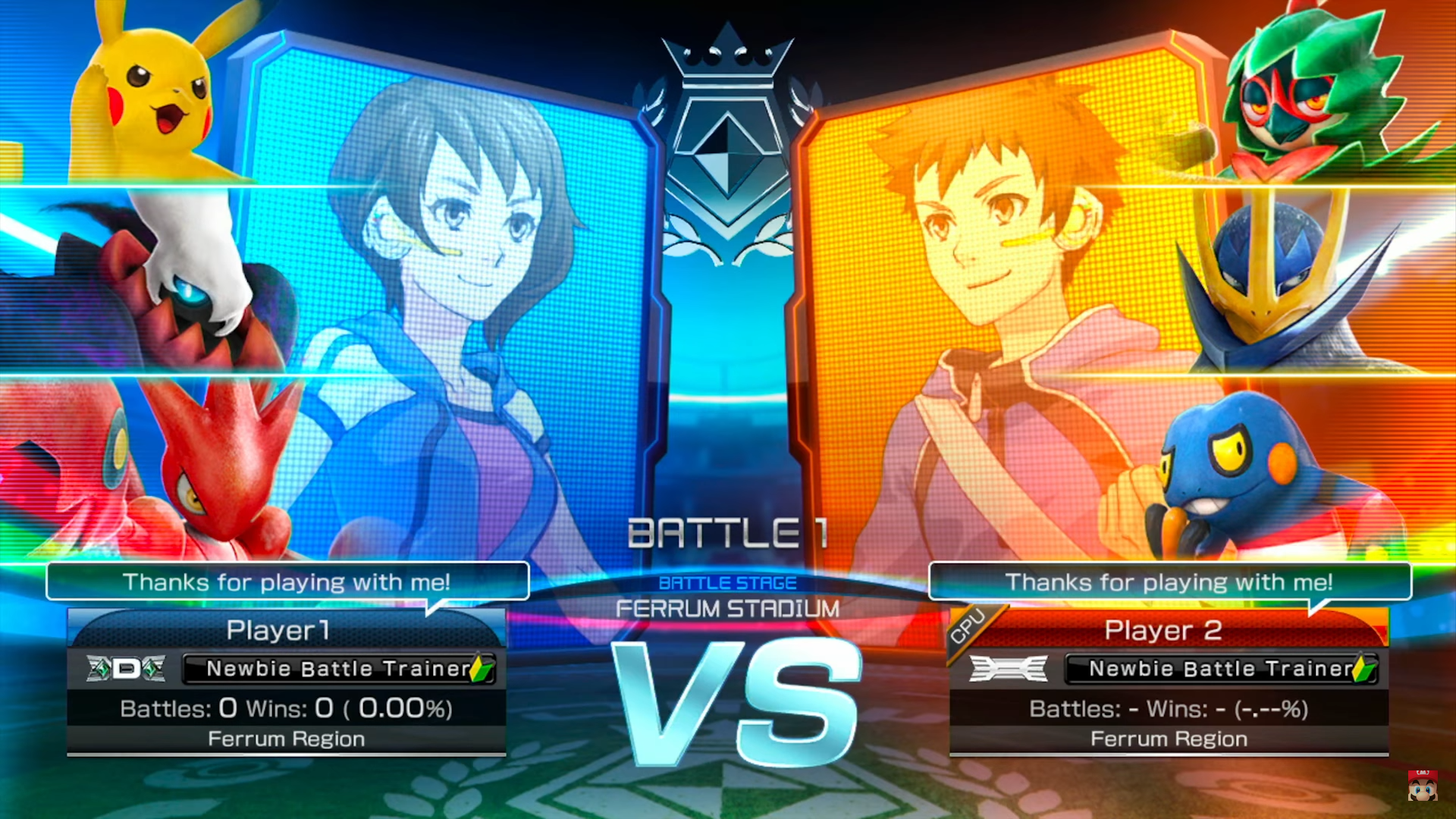 Pokken Tournament DX update will add online team battles and more