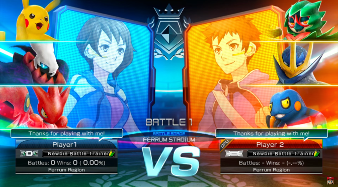 Pokken Tournament DX update will add online team battles and more