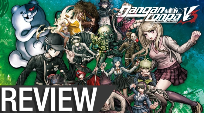 NCG Review – Danganronpa V3 Killing Harmony ( PS4/PSVITA )