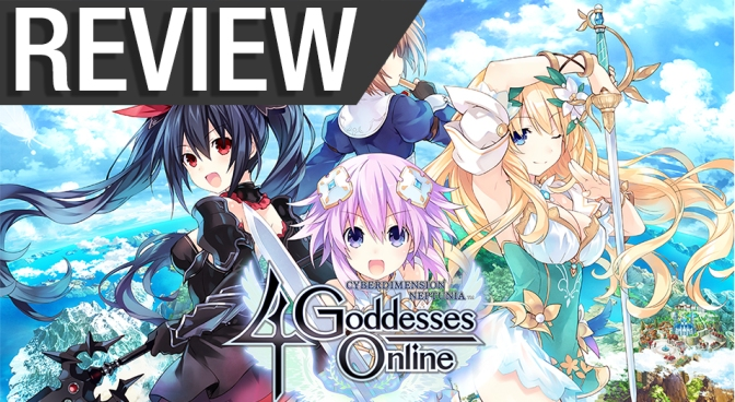 NCG Review – Cyberdimension Neptunia: 4 Goddesses Online (PS4)
