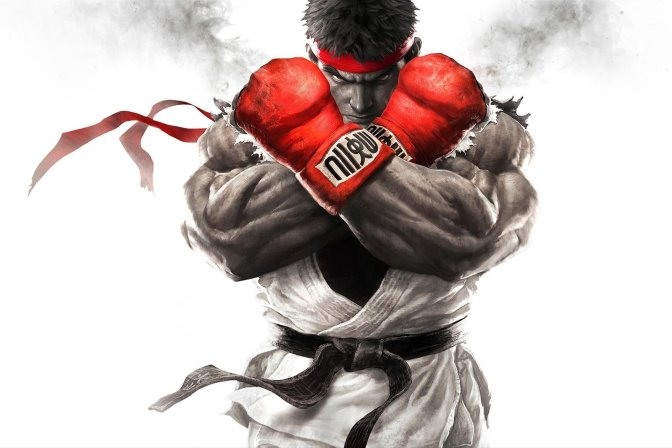 Street Fighter V: Arcade Edition listed on Amazon