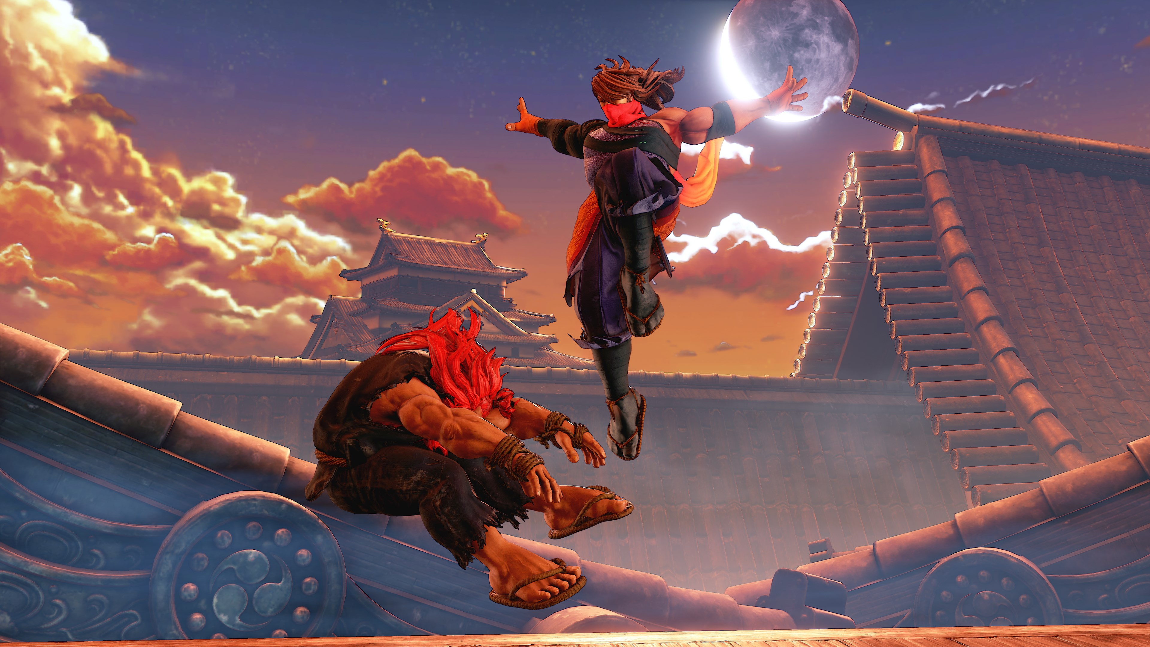Street Fighter V adds Zeku on October 24