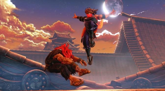 Street Fighter V adds Zeku on October 24