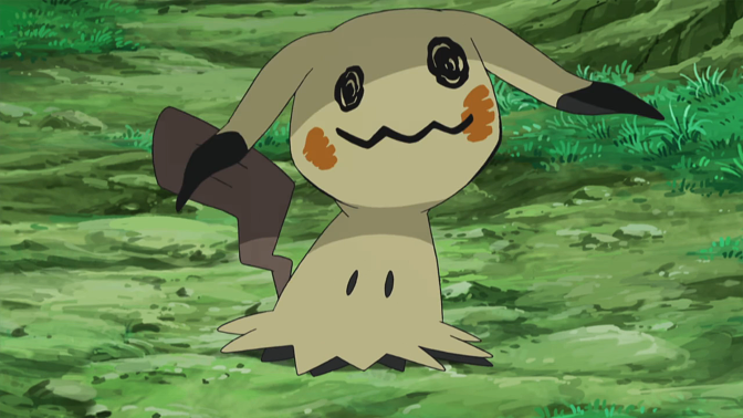 Mimikyu gets a new Z Move in Pokemon Ultra Sun/Moon