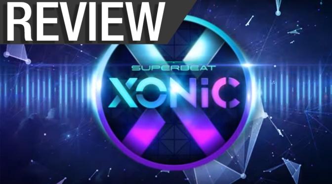 NCG Review – Superbeat XONIC (Nintendo Switch)