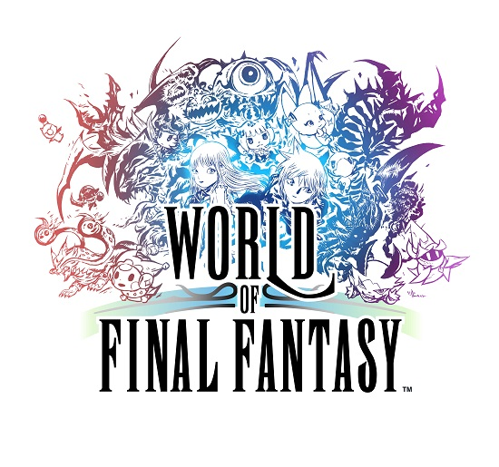 World of Final Fantasy out on Steam
