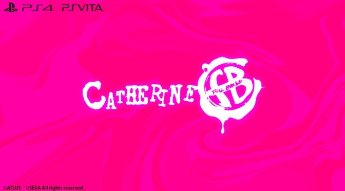 Catherine: Full Body announced for PS4 and PSVita