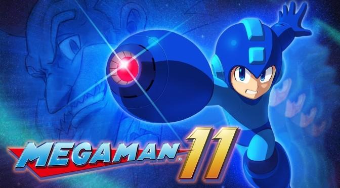 Mega Man 11 annouced for 2018