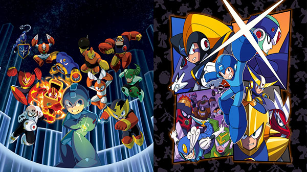 Mega Man Legacy 1 and 2 will be heading to the Nintendo Switch in 2018