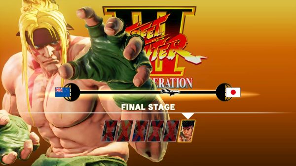 """Arcade mode"" details for the upcoming Street Fighter V: Arcade Edition"