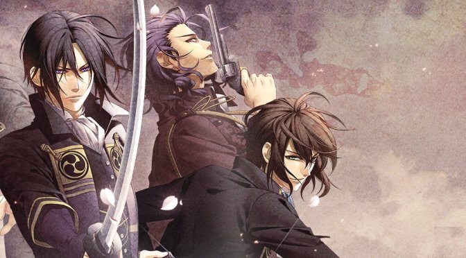 Hakuoki: Edo Blossoms releasing on Steam this Spring