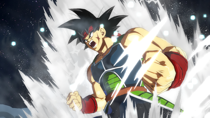 Bardock and Broly Teaser Trailer and Screenshots