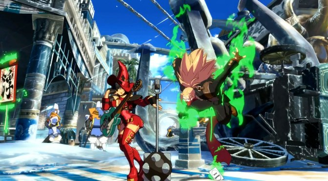 "Guilty Gear Xrd: Rev 2 ""Game Balance Re-Finement Update"" will launch on March 1 for PS4 and PS3"