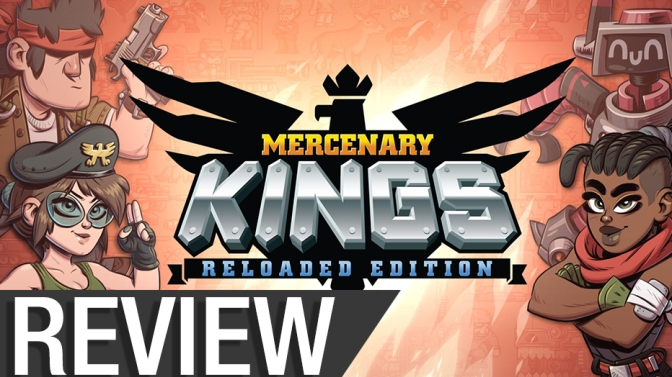 NCG Review – Mercenary Kings Reloaded Edition (PS4, PSVita, Switch, PC, Xbox One)