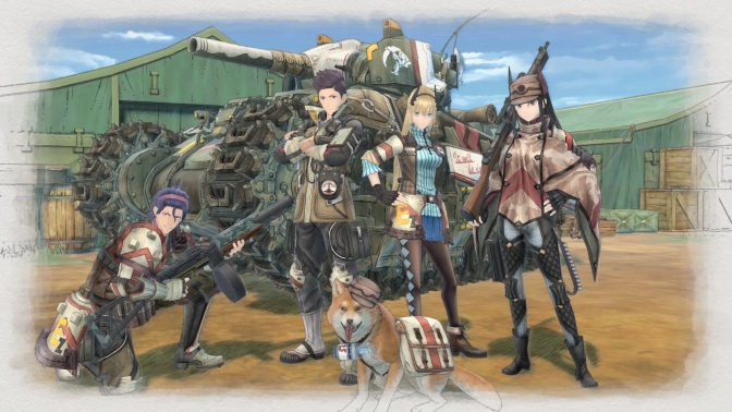 Valkyria Chronicles 4will be coming to the West this fall