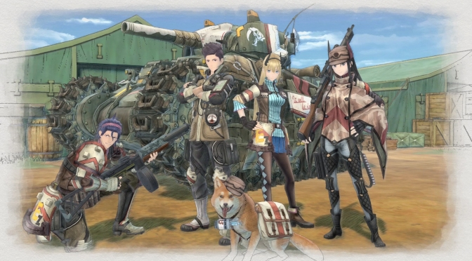 Valkyria Chronicles 4 will be coming to the West this fall