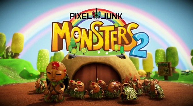 PixelJunk Monster 2 announced for PS4, Switch, and Steam