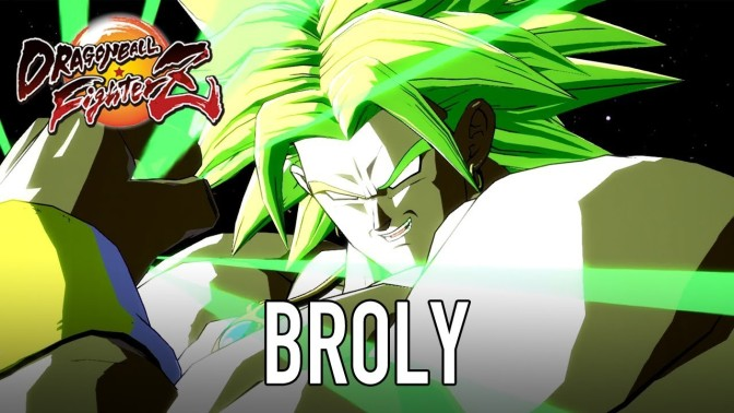 Dragon Ball FighterZ Full Broly Trailer released
