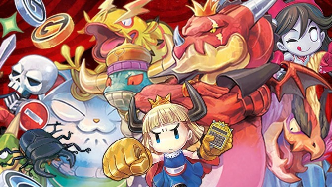 Character Trailer for Penny-Punching Princess