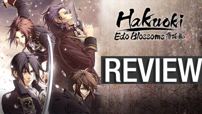 NCG Review: Hakuoki: Edo Blossoms (PSVITA)