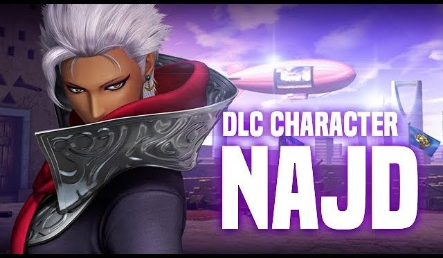 DLC Character Najd announced for The King of Fighters XIV