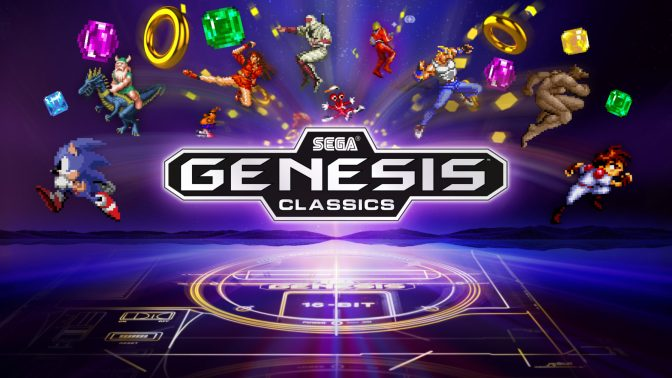 Sega Genesis Classics will hit PS4, Xbox One, and PC May 29
