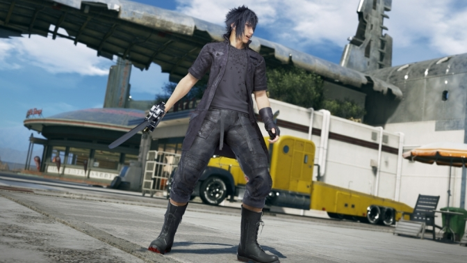 Tekken 7 DLC character Noctis Launches March 20