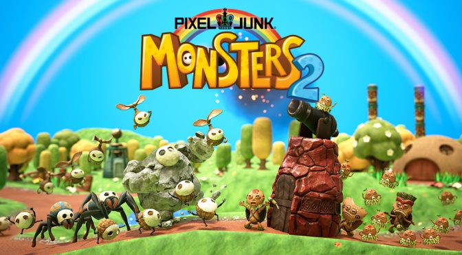 PixelJunk Monsters 2 Demo for Switch coming soon to NA and EU