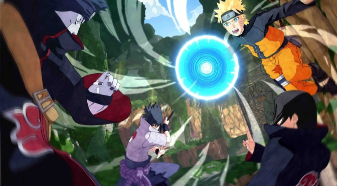 Co-op mode for Naruto to Boruto: Shinobi Striker