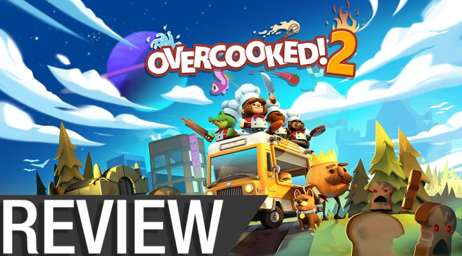 NCG Reviews: Overcooked 2 (PS4, Switch, PC)