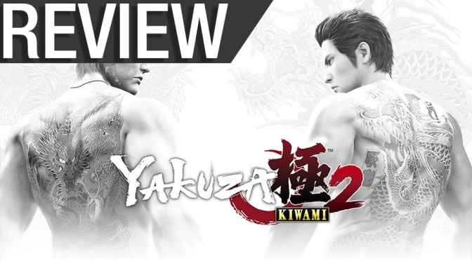 NCG Review: Yakuza Kiwami 2 (PS4)