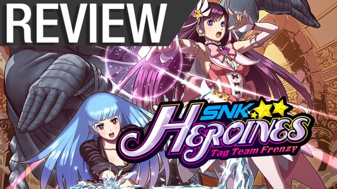 NCG Review – SNK Heroines: Tag Team Frenzy (PS4, Switch)