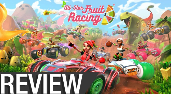 NCG Review – All-Star Fruit Racing (PS4, PC, Switch)