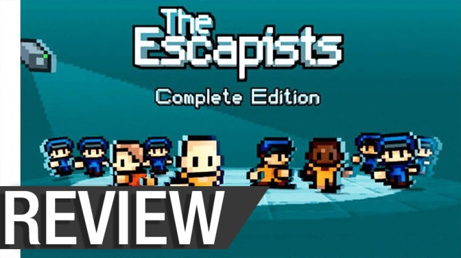 NCG Review  – The Escapists Complete Edition (Switch)