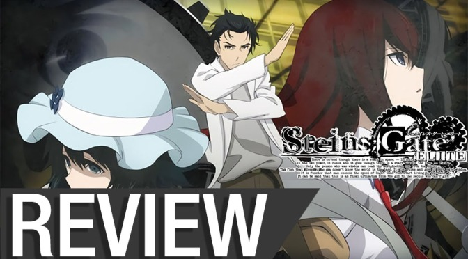 NCG Review – Steins;Gate Elite (PS4, Switch, PC)
