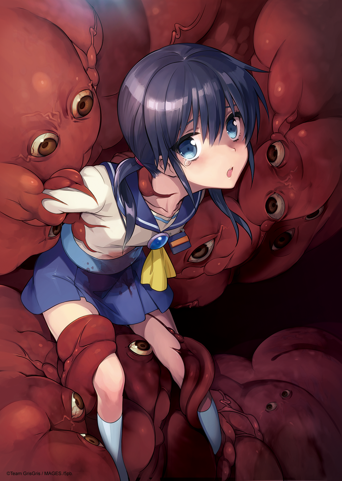 Corpse Party_Blood Drive - Key Art