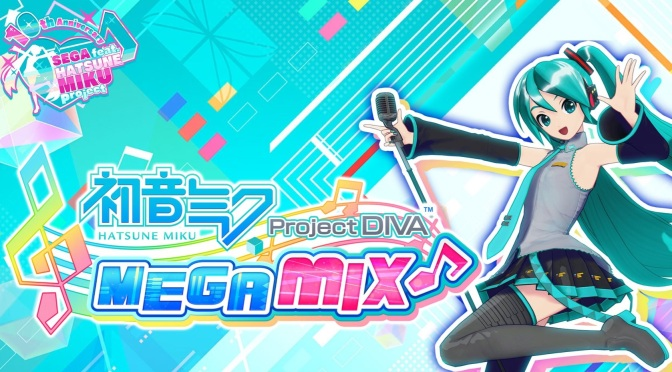 NCG Review: Hatsune Miku: Project Diva Mega Mix (Switch)