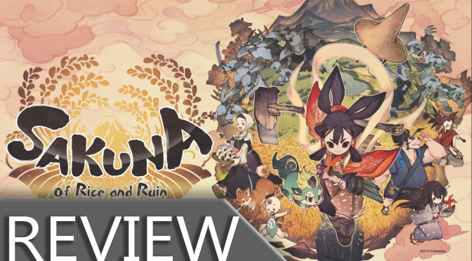 NCG Review – Sakuna: of rice and ruin (Switch, PS4, PC)